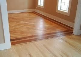 How To Transition Between Two Different Wood Floors