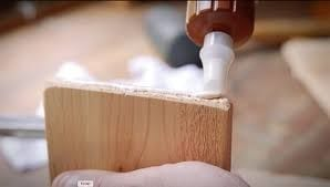 Step 2 How To Fix Metal To Wood Using Glue