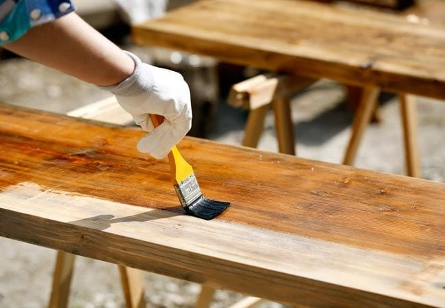 Step 4 Apply This To The Wooden Furniture You Want To Stain
