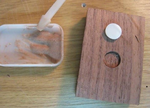Step 6 How To Inlay Metal Into Wood