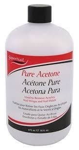 Acetone Or Nail Polish Remover
