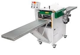 Flattening Through A Four Head Molder Or A Two Sided Planer