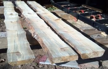 Start By Cutting Rough Lumber Into Wider And Longer Pieces Than Needed