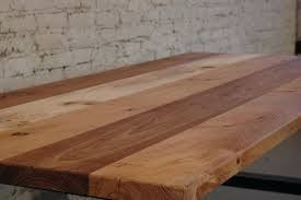 How To Make A Tabletop From Planks