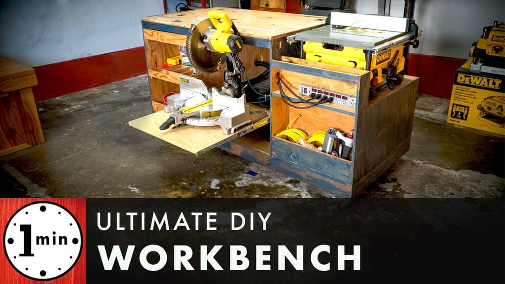 The Ultimate Diy Workbench