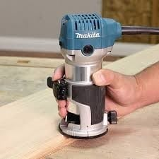 Advancing The Wood Router In The Wrong Direction Along The Wood