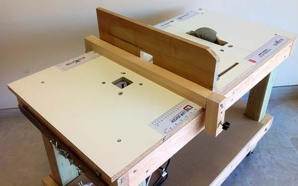 3 In 1 Router Table