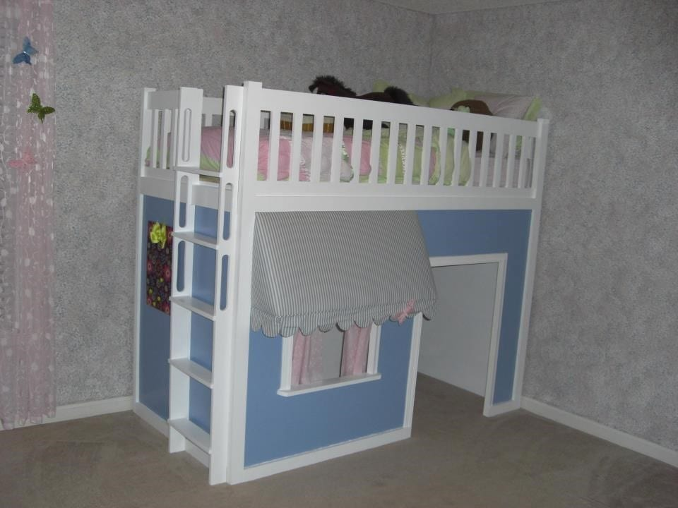 Another Great Loft Bed For Kids