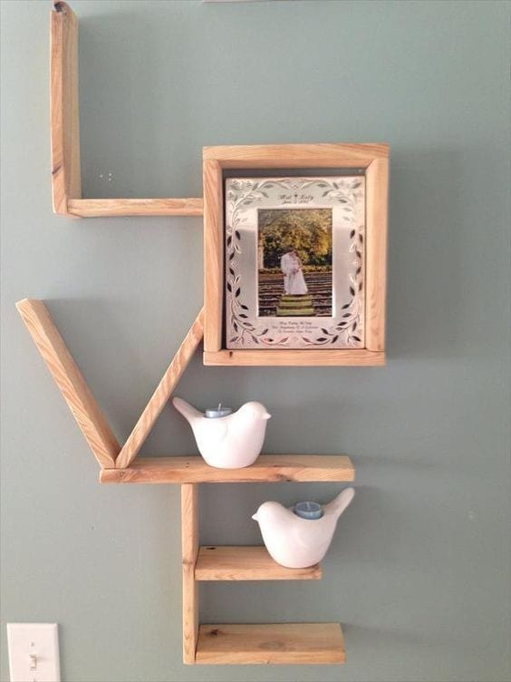 Love Shelf Design