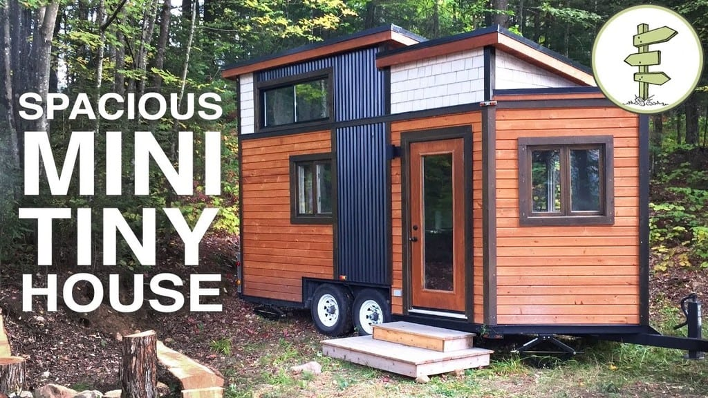 The Smallest Tiny House With All The Comforts Of Home