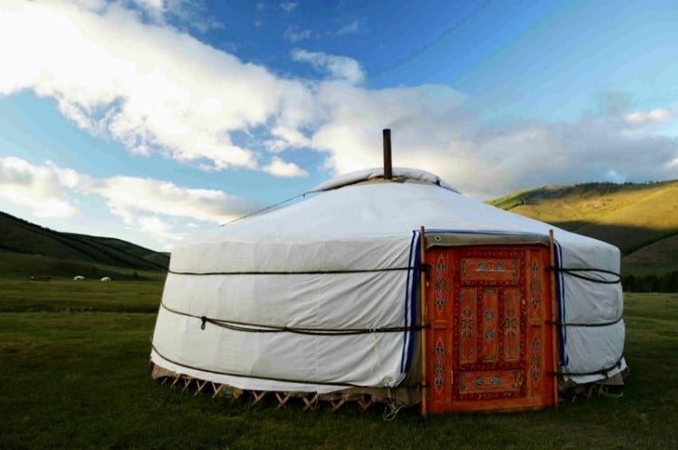 Discovering The Heartening Family Traditions In The Amazing Craftsmanship Of The Mongol Ger