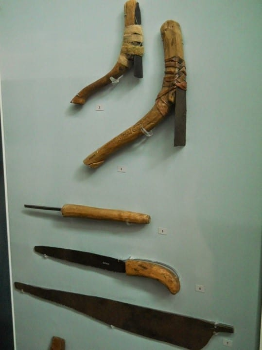 Egyptian Wooden Tools