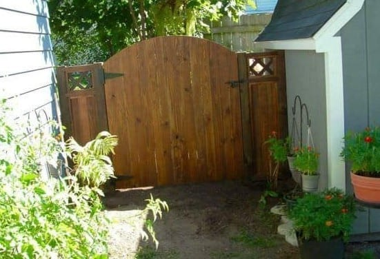 Gate And Fence Pallet Wood Plans