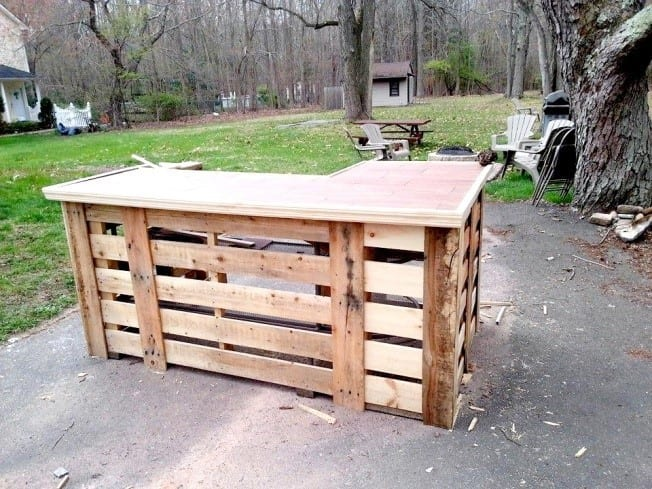 105 Pallet Bar Diy Plans Page 2 Of 11