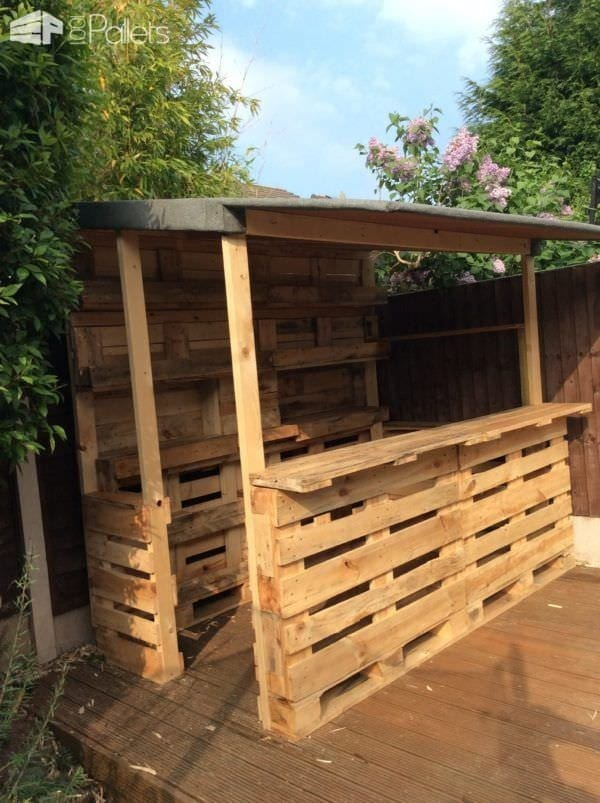 105 Pallet Bar DIY Plans - Page 7 of 11 - Cut The Wood