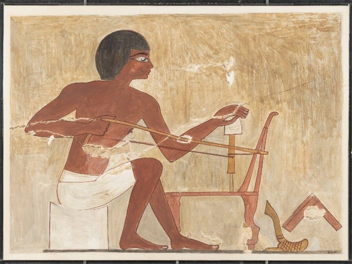 Woodworking In Ancient Egypt