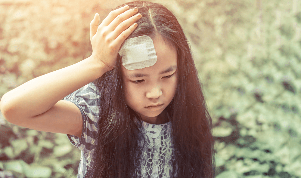 Children Head Injuries